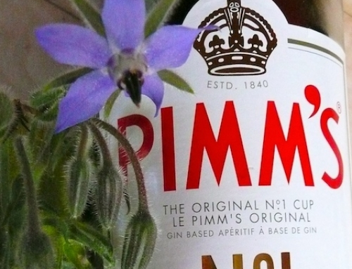 It's Always Pimm's O'Clock Somewhere