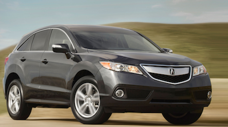 2012 Acura on Gps Wine Touring In Style With The Acura Rdx 2013     Hiredbelly Com