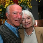 Robert and Margrit Mondavi