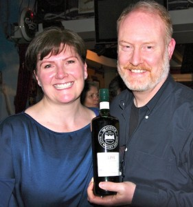 Calgarians Rob and Kelly Carpenter brought the SMWS to Canada
