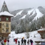 Sun Peaks Winter Wine Festival: The Skiing Senator, Snowshoes and Syrah