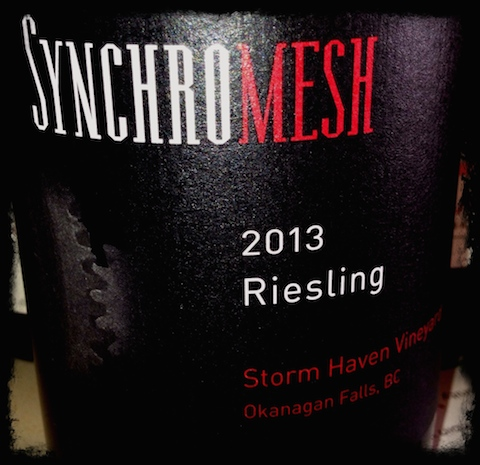 Synchromesh Wines: Shifting Gears in Okanagan Falls