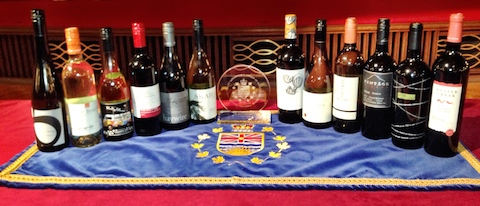 Winners: 2014 Lieutenant Governor's Awards for Excellence in British Columbia Wines