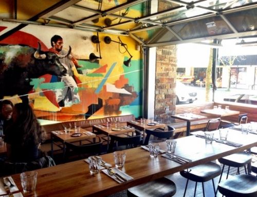Cabrito: Contemporary Spanish tapas on The Drive