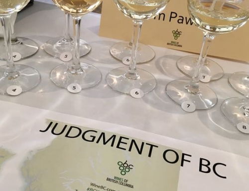 """Judgment"" Tastings Put BC Wines on World Map"