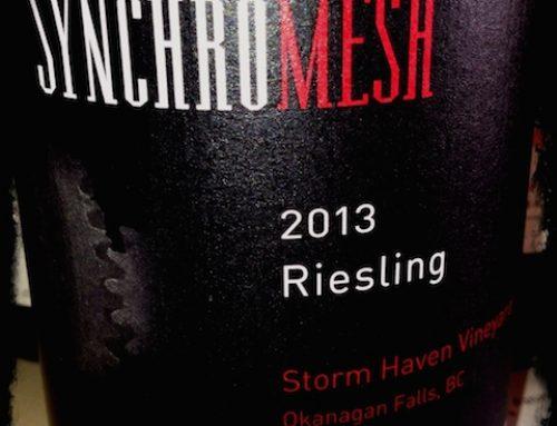Synchromesh Wines: Shifting Gears in Okanagan Falls