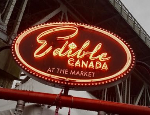 Edible Canada Bistro: A Seal of Approval
